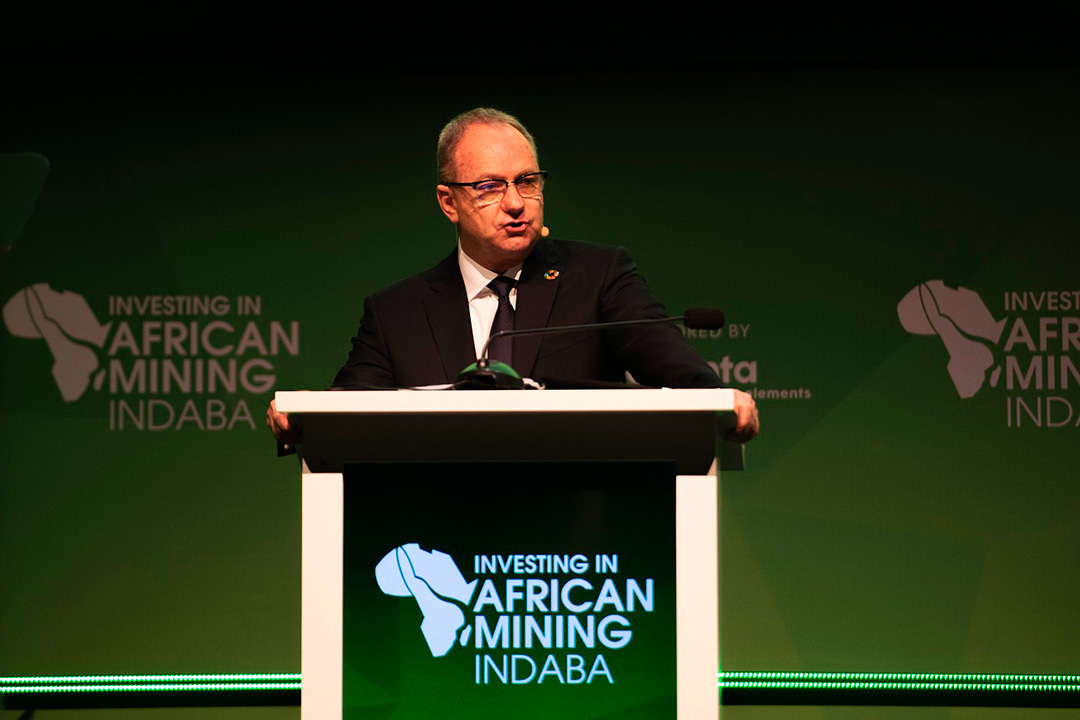 2021 INVESTING IN AFRICAN MINING INDABA TO BE A VIRTUAL EVENT