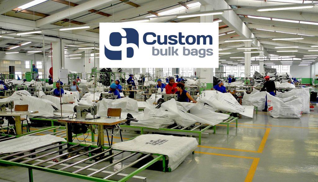 CBB bulk bag factory and employees