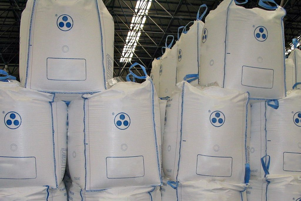 How much can a Custom Bulk Bag hold?