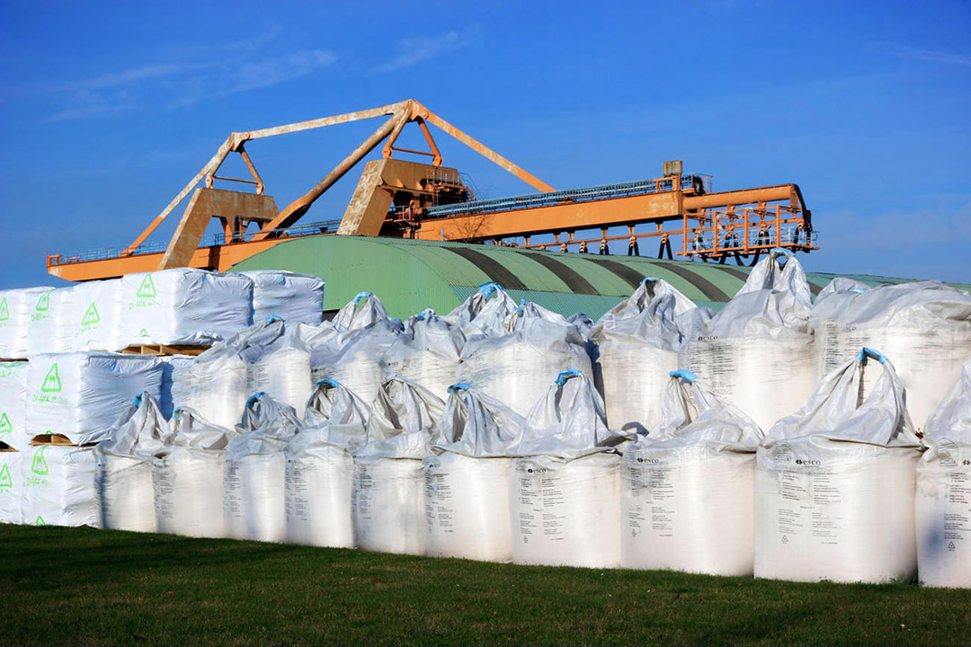 Why chemical producers need to consider bulk bags